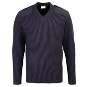 Nato Style V-neck Sweater