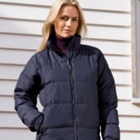 Women's Holkham down-feel jacket Thumbnail