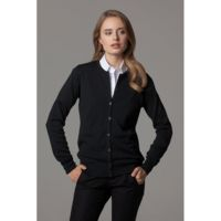 Women's Arundel crew neck cardigan long sleeve (classic fit) Thumbnail