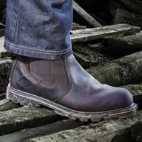 Fife dealer safety boot (FD9214) Thumbnail