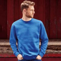 Set-in-sleeve sweatshirt Thumbnail